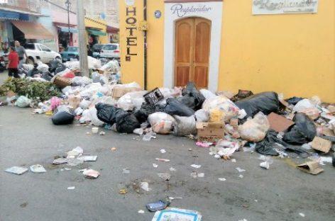 Perdimos una oportunidad con la basura