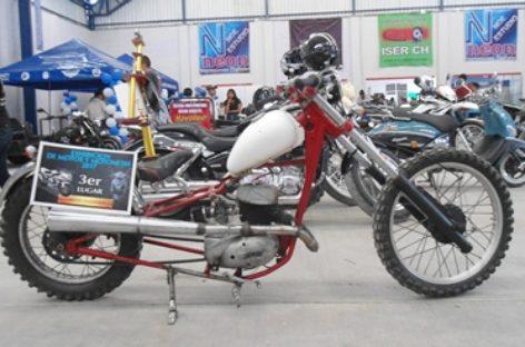 Con exhibición de motos fomentan inversiones para Huajuapan, Oaxaca