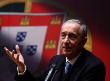 Realiza presidente de la República Portuguesa una visita de Estado a México