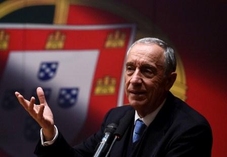 Presidente de la República Portuguesa