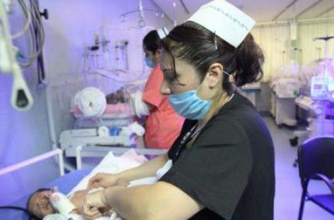 Atiende IMSS a bebés prematuros con riesgo de retinopatía y ceguera