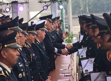 Egresan 357 subtenientes del Heroico Colegio Militar