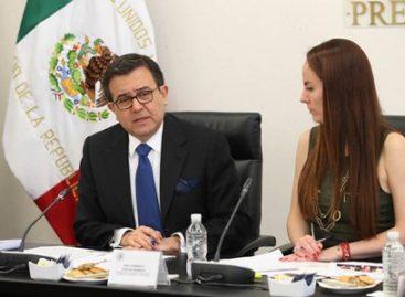 """En renegociación del TLCAN no vamos a ceder """"sustancia por rapidez"""": Guajardo Villarreal"""