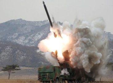 Condena México nuevos lanzamientos de misiles balísticos por parte de Corea del Norte