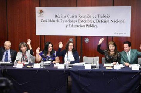 Rechazan senadores y diputados pretensión de EU de imponer aranceles a México