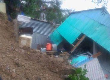 Implementan Plan Estatal de Auxilio a la población por fuertes lluvias en la capital