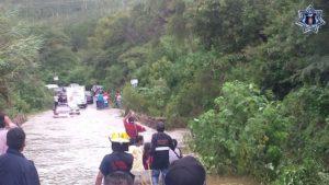 Monitorean ríos en todo el estado