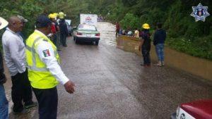 El Río Mixteco se encuentra al 90 por ciento de su capacidad.