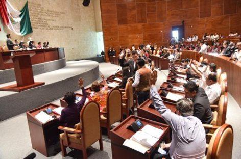 Aprueba 63 Legislatura de Oaxaca Plan Estatal de Desarrollo 2016-2022