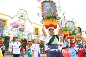Xoxocotlán se suma a la celebración
