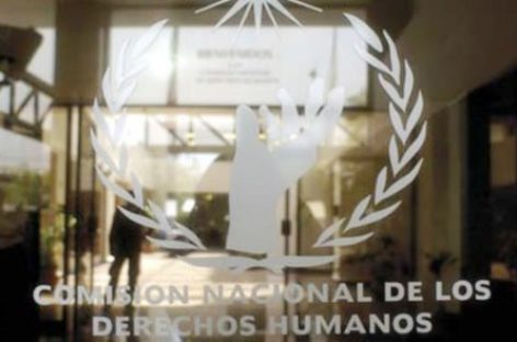 Urge CNDH a diputados la aprobación de la Ley contra la Desaparición Forzada