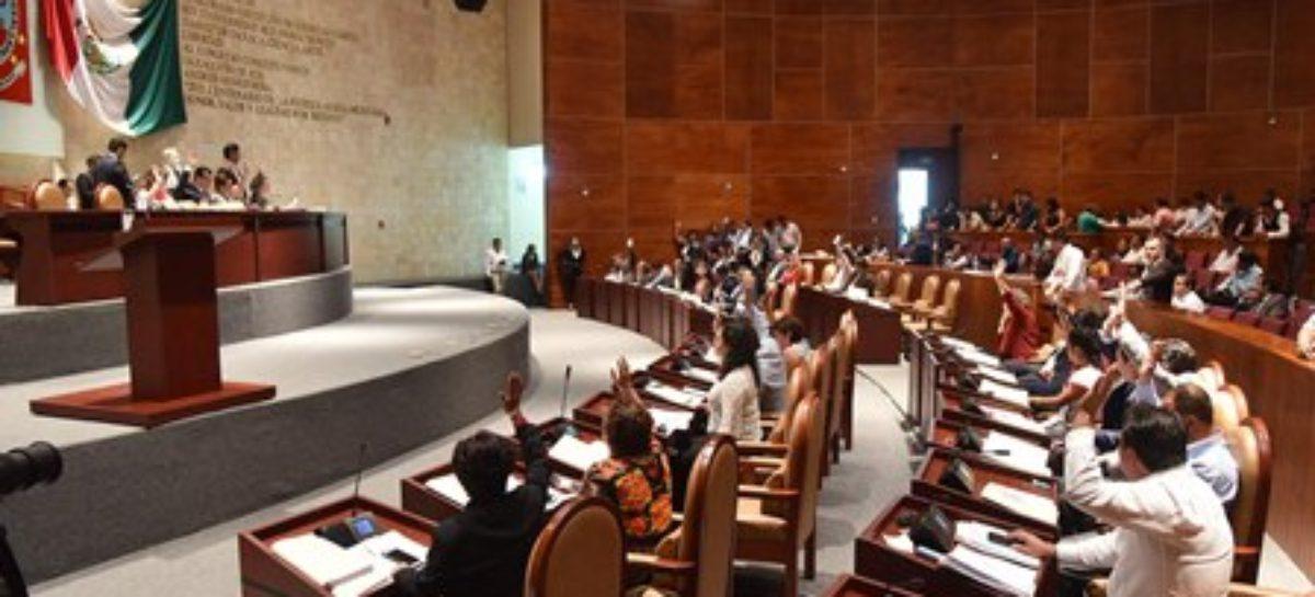 Congreso de Oaxaca elimina fuero