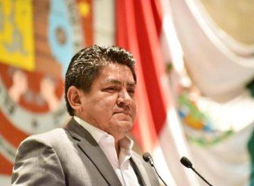 63 Legislatura de Oaxaca se posiciona a la vanguardia en todo el país: Irineo Molina