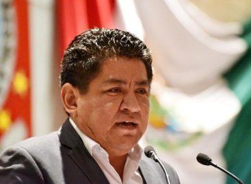 Hará historia 63 Legislatura al eliminar el fuero: Irineo Molina