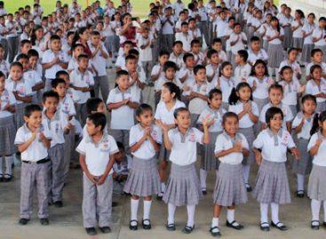 Necesitamos garantizar que no exista cobro de cuotas en las escuelas: Escudero Morales