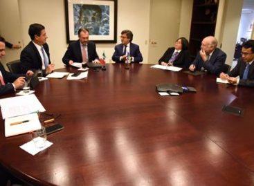 Seguimiento a trabajos e iniciativas de la Conferencia sobre Prosperidad y Seguridad en Centroamérica
