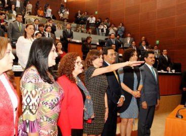 Ratifica Congreso de la Unión nombramiento de embajadora de México en Colombia