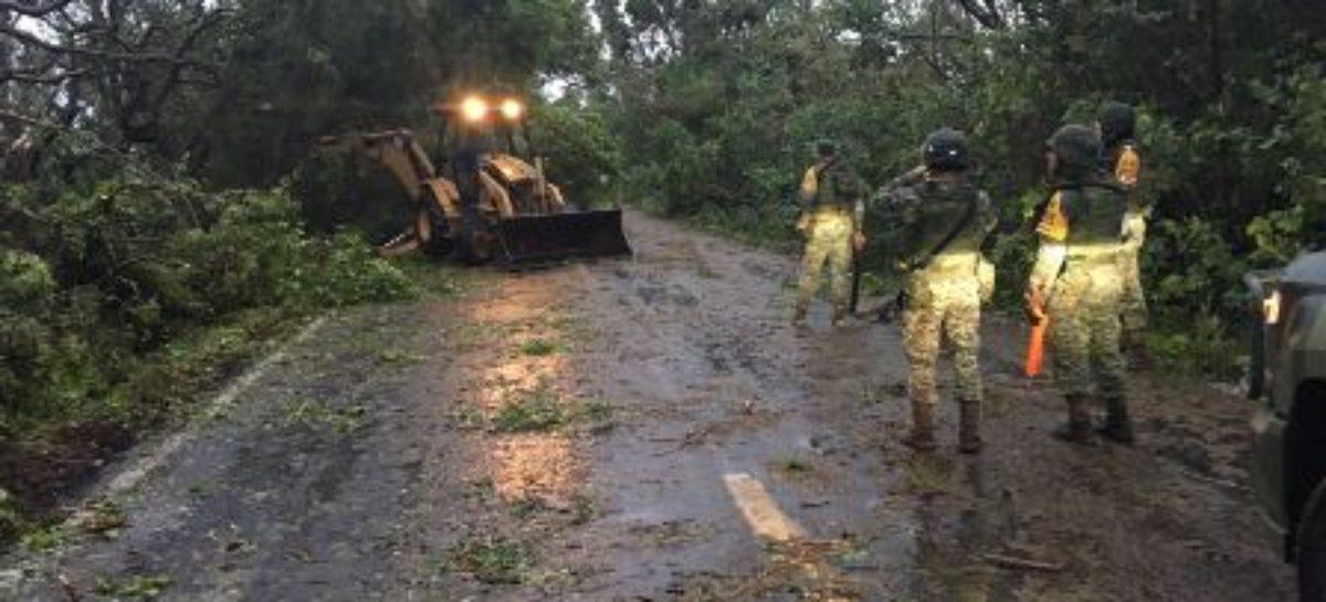 """Aplica Ejército Mexicano el Plan DN-III-E Veracruz y Puebla por """"Franklin"""""""