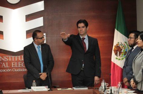 Designa órgano electoral de Oaxaca al titular de la Secretaría Ejecutiva