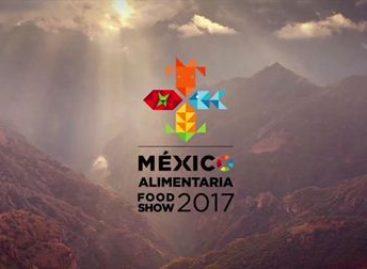"""Realizará SAGARPA segunda edición de la """"México Alimentaria Food Show 2017"""""""