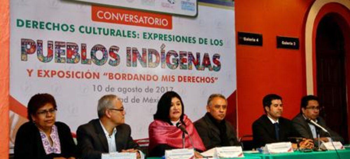 Alerta CNDH sobre pendientes del Estado mexicano en materia indígena