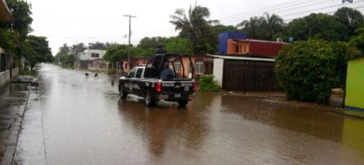 """Reporta CEPCO afectaciones menores en Oaxaca por el paso de """"Franklin"""""""