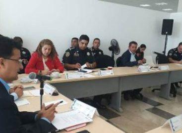 Acuerdan autoridades de Oaxaca y Puebla estrategias en materia de seguridad pública