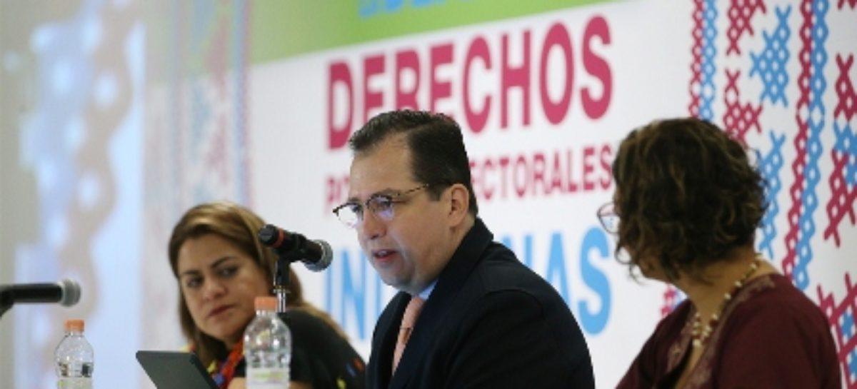 Amicus curiae, fundamental para que juzgadores nutran sus sentencias: Vargas Valdez