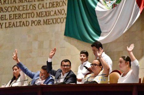 Trabajo Legislativo por una justicia pronta y expedita en Oaxaca
