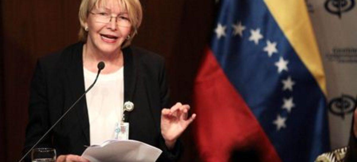 Condena Gobierno de México la destitución ilegal de la fiscal General de Venezuela