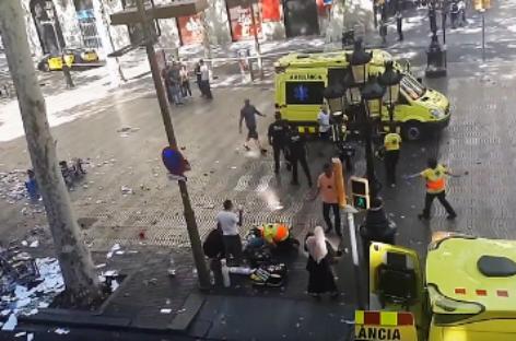 Condena México el atentado terrorista en Barcelona, España