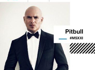 Convivirá Pitbull con estudiantes en el evento México Siglo XXI de Fundación TELMEX-TELCEL