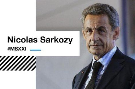 Vendrá ex presidente francés Nicolas Sarkozy a México a SXXI de Fundación TELMEX TELCEL