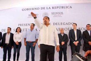 Delegado de SEDESOL en Oaxaca