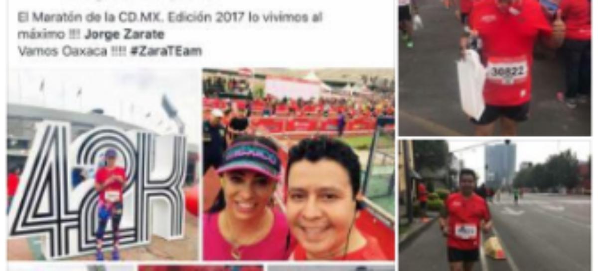 Maratonistas tramposos y otros