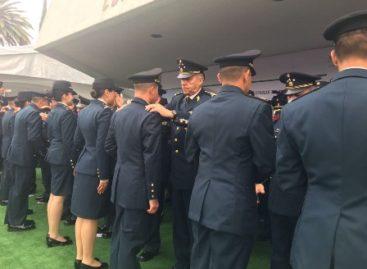Realiza SEDENA ceremonia de ascensos, reclasificaciones y veteranizaciones