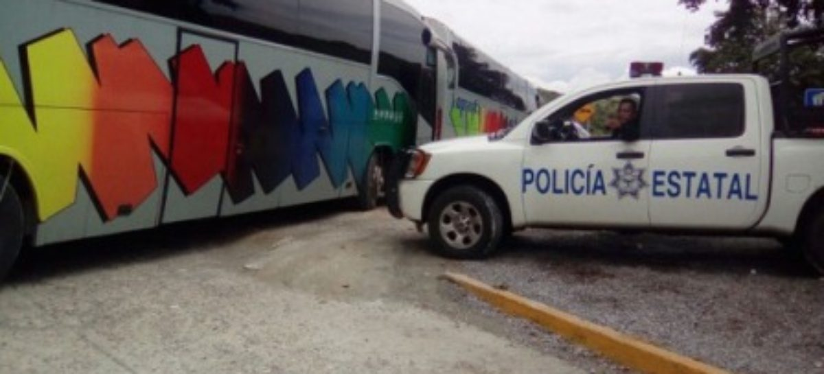 Brinda SSPO seguridad en el traslado de ayuda para damnificados en Oaxaca