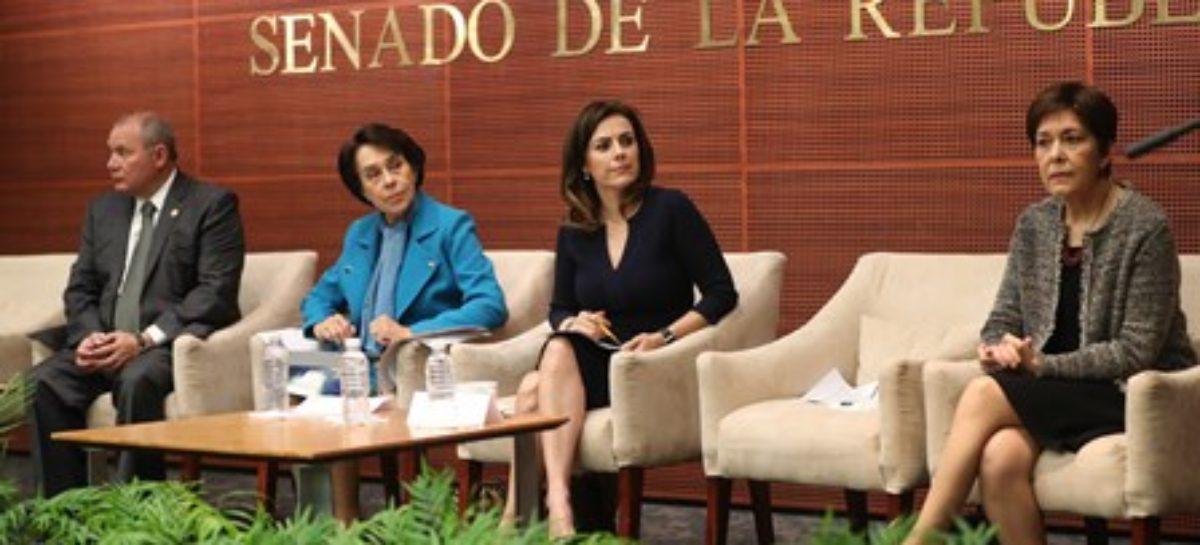 Urgen en el Senado mayores avances legislativos para lograr paridad de género en política