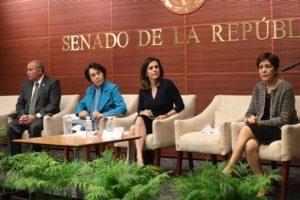 Urgen en el Senado mayores avances legislativos