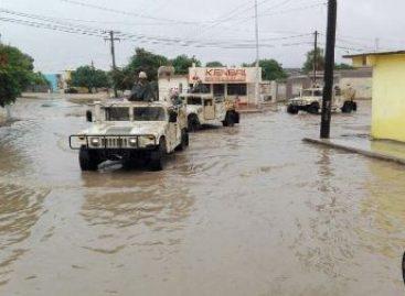 Continúa Ejército Mexicano aplicando el Plan DN-III-E en Baja California y Guerrero