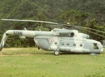 Sufre aeronave militar incidente en el estado de Chiapas; pasajeros ilesos