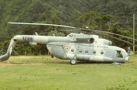 En el estado de Chiapas