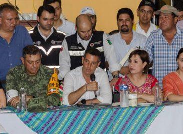 """""""No vamos a permitir que nadie lucre con esta tragedia"""": Murat Hinojosa"""