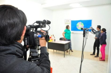 Arrancan IEEPO y CORTV clases por televisión, internet y redes sociales