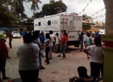 IMSS-Prospera ha brindado 26 mil consultas a afectados por los sismos en 41 municipios