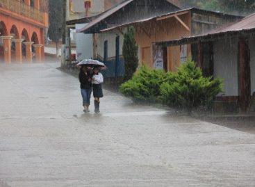 """Por presencia de """"Katia"""", se mantendrán lluvias en el estado de Oaxaca: CEPCO"""