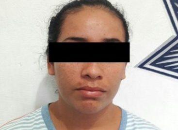 Detenida al intentar ingresar con droga al CERESO de Juquila, Oaxaca