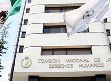 Emite CNDH Recomendación a CNS Y PGR, por violación a derechos humanos de cuatro personas