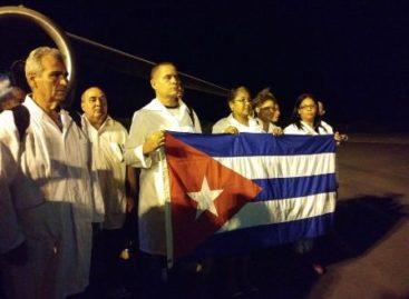 Unen esfuerzos Cuba y Oaxaca para atender a la población del Istmo de Tehuantepec