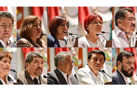 Propone Morena Consejo Ciudadano para la reconstrucción de zonas afectadas por sismos